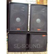 Активный звуковой комплект 1600вт фото