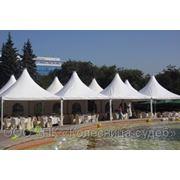 Аренда шатров для свадеб и презентаций фото