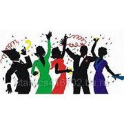 Ведущая-тамада, DJ-диджей, живой вокал, баян - на все праздники! фото