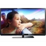 """LED телевизор 40"""" Philips 40PFL3107H, черный фото"""