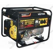 Электрогенератор DY6500LX-электростартер фото