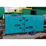 Аренда генератора 300 кВт фото