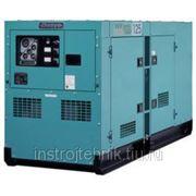 Дизельный генератор DENYO DCA-125