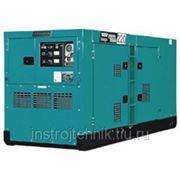 Дизельный генератор DCA-220 фотография
