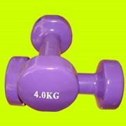 Гантели для фитнеса 2шт. по 4кг фото