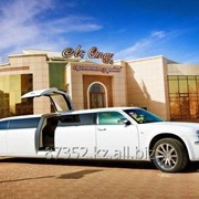 Прокат аренда лимузинов и авто s-class 87013424732 87182781581 фото