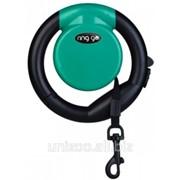 Рулетка для собак Vitakraft Ring Go, зеленая фото