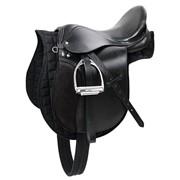 Спортивное седло для лошади фото