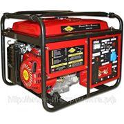 Генератор DDE DPW190 - в аренду, сварочный, бензиновый, 220 В, ручной запуск, 190 А, электрод - 2/4, 88 кг фото