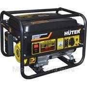 Портативный бензогенератор Huter DY4000L фото