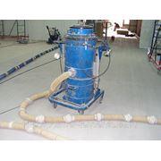 Промышленный пылесос Blastrac -317 фото