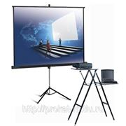 Прокат проектора, экрана, ноутбука с доставкой и настройкой фото
