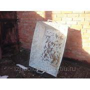Аренда мульды для замеса бетона, раствора фото
