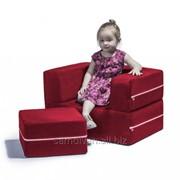 """Бескаркасное кресло-кровать """"Трансформер"""" фото"""