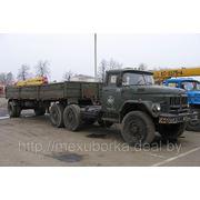 ЗИЛ-130, седельный тягач-130В1 фото