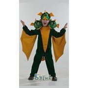 Прокат детского карнавального костюма «Змей Горыныч» фото