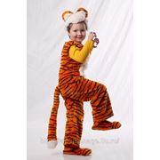 Прокат детского карнавального костюма «Тигренок» фото