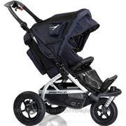 Маневренная, комфортная и безопасная прогулочная коляска TFK Joggster X Twist фото