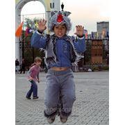 Прокат детского карнавального костюма «Волк» фото