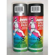 Краска — спрей ABRO высокотемпературная (до 425 °С) фото