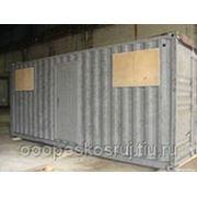 Отчистка контейнеров фото