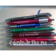 Гравировка на авторучках и карандашах