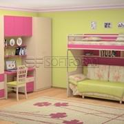 Детская мебель Силуэт фото