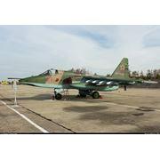Модернизация самолетов Су-25 в вариант Су-25СМ фото