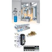 Компоненты систем смазки Safematic фото