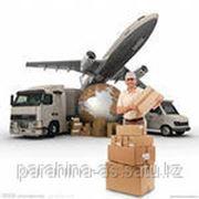 Доставка грузов с Алматы в Россию фото