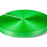 Лента текстильная 50 мм 6500 кг (зеленый) фото