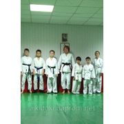 Занятия Айкидо для детей фото