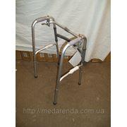 Аренда алюминиевых ходунков OSD для взрослых фото
