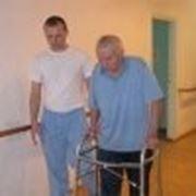 Занятия ЛФК с пациентам перенесшими стволовой инсульт фото