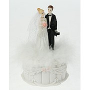 """Шкатулка """"Жених и Невеста"""" 9*9*14см . 27545 фото"""