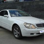Аренда и прокат Мерседес S600L W220 (2003г) VIP-класс фото