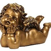 Статуэтка Грёзы / Ангел мечтающий 30х20х15см. арт.МК1018 фото