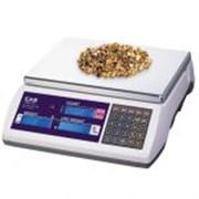 Весы счетные электронные CAS EC фото