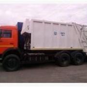 Мусоровоз КамАЗ-65115-3081-23 фото