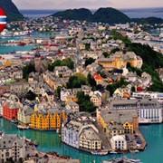 Туристическая виза в Норвегию фото
