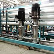 Промышленная водоподготовка, услуги водоподготовки, проектирование и обслуживание систем водоподготовки. фото