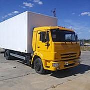 Фургон изотермический из сэндвич-панелей КАМАЗ 4308, 4х2 фото