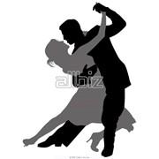 Обучение спортивно-бальным танцам фото