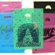 Полиэтиленовые пакеты с прорубной ручкой фото