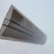 НР-Соеденительный профиль бронза 16мм фото