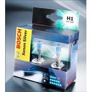 Лампы ксеноновые Bosch Silver фото