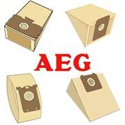 Бумажные мешки для пылесосов AEG (АЕГ) фото