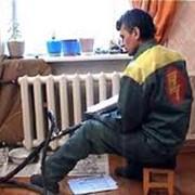Прочистка труб,радиаторов отопления, котлов фото