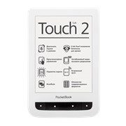 """626 Touch Lux 2 PocketBook электронная книга, E ink Pearl™, 6,0""""\ 15,3 см, Белый фото"""