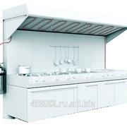 Система FireDeTec для кухонного пожаротушения фото